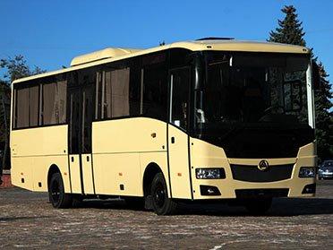 Автобус міжміський
